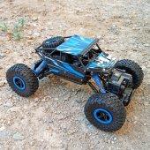 Arazi Kaşifi 4x4 Şarjlı Off Road Jeep Uzaktan...