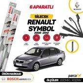 Renault Symbol Bosch Aeroeco Muz Silecek 2009-2012