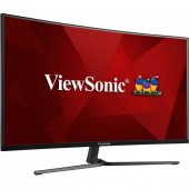 ViewSonic 32 VX3258-2KPC-MHD 2K 2560x1440 144Hz 1ms (HDMI+DP) FREESYNC CURVED GAMING MONİTÖR-3