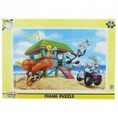 Looney Tunes 48 Parça Puzzle