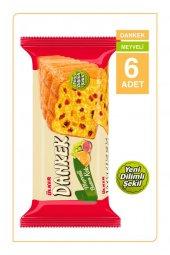 Dankek Baton Kek Meyveli 6 Adet