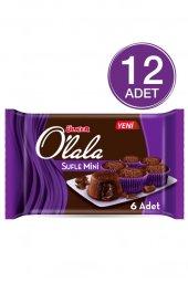 Olala Sufle Mini 12 Adet