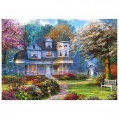 KS Victorian Home 2000 Parça Puzzle