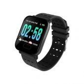 Mobitell Mobitell A6 Smart Watch Siyah Akıllı Saat Suya Dayanıklı
