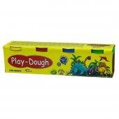 Play-Dough 4 Renk Oyun Hamuru