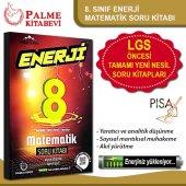 PALME 8. SINIF ENERJİ MATEMATİK SORU BANKASI 2021