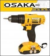 Osaka 32 Volt 5.0 Amper Çift Akülü Şarjlı Vidalama Matkap O32v50as