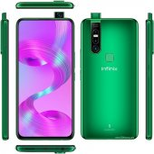 ınfinix Hot S5 Pro 128gb 6gb Ram Dual Yeşil (2...