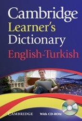 Cambridge Learner's Dictionary English Turkish...