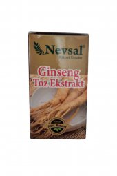 Nevsal Ginseng Toz Ekstratı Saf 15 Gr