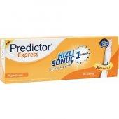 Predictor Express Hızlı Sonuç Gebelik Testi Skt 12 2021