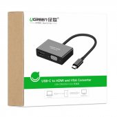 Ugreen Type-C HDMI VGA Çevirici Adaptör-5