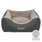 Trixie Köpek Yatağı, Ortopedik, 70x60cm, Koyu Gri Açık Gri