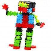 özel Kutulu 150 Parça Patentli Lego Set Flexy Tangles