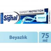 Signal Diş Macunu Expert Protectıon Beyazlık 75 Ml