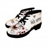 Yrzsarashop Hello Summer Kadın Ayakkabı
