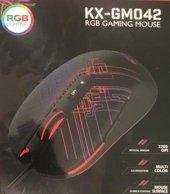 Kinamax 042 Değişen  Işıklı Gamer Oyuncu DPI Düğmeli Led Mouse