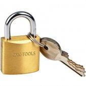 Cmc Sarı Asma Kilit 3 Anahtarlı 32 38 50 63 Mm