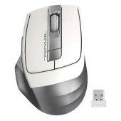 A4 Tech FG35 Kablosuz Gümüş Optik Mouse