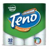Teno Tuvalet Kağıdı 32li 3lü Koli