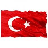 Karanfil Bayrak 300x450cm Türk Bayrağı