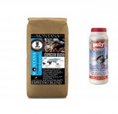 Montana Best Verona Espresso 1 Kg + Puly Caff Plus Nsf Toz 900 G