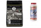 Montana Premium Quality Espresso 1 Kg + Puly Caff Plus Nsf Toz 90