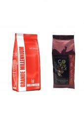 Grande Millennium Espresso 1 Kg + Montana Red...