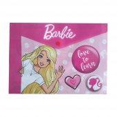 Barbie Çıtçıt Dosya A4 Model 43510
