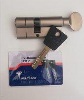 Mul T Lock 5 İn 1 69mm 7x7 Tuzaklı Mandallı Bilyalı Barel