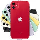 Apple İphone 11 64gb Kırmızı Apple Türkiye...