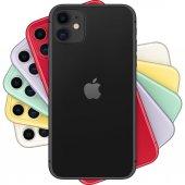 Apple İphone 11 64gb Siyah Apple Türkiye...