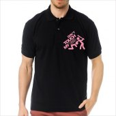 T-Shirt Polo Siyah SlimFit - Dont Touch My Audi-5