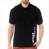 T-Shirt Polo Siyah SlimFit - Ferrari 458 İtalia