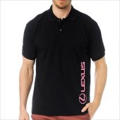 T-Shirt Polo Siyah SlimFit - Lexus-5
