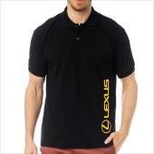 T-Shirt Polo Siyah SlimFit - Lexus-6