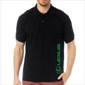 T-Shirt Polo Siyah SlimFit - Lexus-8