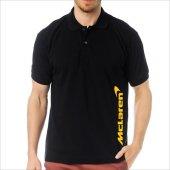 T-Shirt Polo Siyah SlimFit - McLaren-5