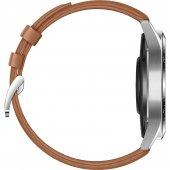 Huawei Watch GT2 46mm Sport Akıllı Saat / Kahverengi-4