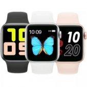T500 Akıllı Saat iOS Andorid Destekli Arama Özeliği Sensörlü-2