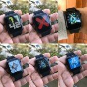 T500 Akıllı Saat iOS Andorid Destekli Arama Özeliği Sensörlü-4