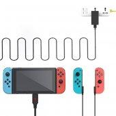 Polham Jys Nintendo Switch Oyun Konsolu Şarj...