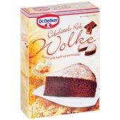 Dr.Oetker Wolke Çikolatalı Kek Toz Karışımı 455 gr + Pişirme Kağıdı İlavedir