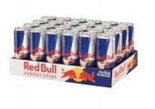 Red Bull 250 Ml X 24 Adet 1 Koli