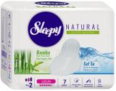 Sleepy Natural Ultra Has Hijyen Ped Uzun 7 Adet