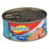 Superfresh Ton Balığı 2li 160gr 12li