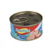Superfresh Ton Balığı 3lü 80gr 8li