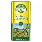Kristal Riviera Zeytinyağı 5lt 4lü
