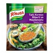 Knorr Salata Sosu Tatlı Kırmızı Biberli Ve...