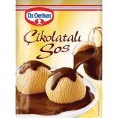 Dr.oetker Çikolata Sos 128gr 24lü Paket